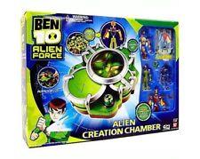 Ben Ten Alien Force Creation Chamber