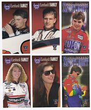 1994 Optima XL RED PARALLEL #45 Kelley Earnhardt ROOKIE CARD BV$10! VERY SCARCE!