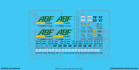 EMP 53/' Container Large Logo S Scale Decal Set