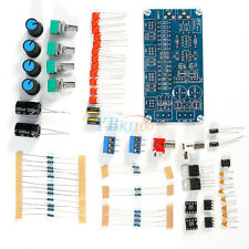 AMP HIFI préamplificateur Amplificateur Volume Tone Control Board DIY Set Kits