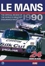Le Mans 1990 - Official review (New DVD) 24 Hour Endurance race TWR Jaguar