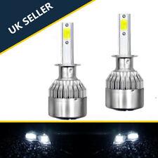 UK H1 72w Super White Xenon Upgrade Head Light Bulbs Set Main Dip Beam Led Pair