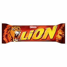 Nestle LION Crisp & Creamy Chocolate Bar 42g 1.48oz