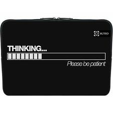 1457 - Funda de neopreno MacBook / portatil 15.6 pulgadas - Cargando - thinkng