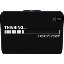 1457 - Funda de neopreno MacBook / portatil 15.6 pulgadas - Cargando - thinkng