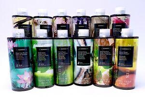 Korres Shower Gel Bath & Body Wash Large 13.53 oz 12 Exotic Scents You Choose