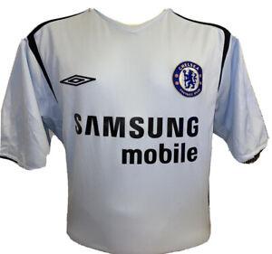 Signed Chelsea Legends Away Shirt, Cole, Tambling Harris Lampard Peacock 1
