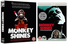 Monkey Shines (Eureka Classics) Limited Dual Format (Blu-ray and DVD) edition