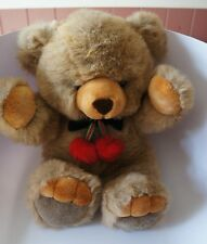1995 THE JCPENNY COLLECTION LARGE PLUSH CHRISTMAS BEAR