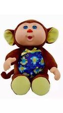Cabbage Patch Kids Cuties Rainforest Friends Maui Monkey Plush Animal #5