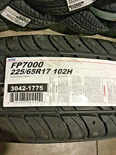 4 New 225 65 17 Ohtsu FP7000 Tires