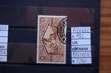FRANCOBOLLI ITALIA COLONIE ERITREA USATI N°182 (A26652)