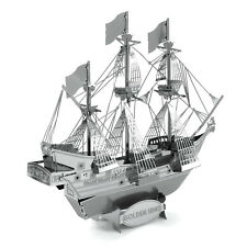 Metal Earth Golden Hind Ship Model Kit NEW IN STOCK