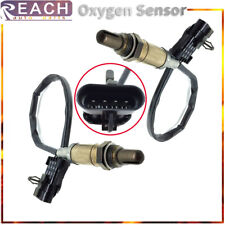 2pcs Upstream/Downstream O2 Oxygen Sensor 25165313 For Buick Chevrolet GMC Isuzu