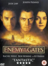 Enemy At The Gates DVD NEW dvd (P9017DVD)