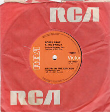 """Bobby Bare and the Family - Singin' in the Kitchen - 7"""" single"""