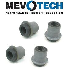 For Chevrolet GMC Set of 4 Front Upper Control Arm Bushings Mevotech MK5196