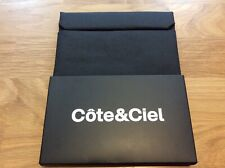 Cote & Ciel Fabric Pouch For Ipad Mini- Black