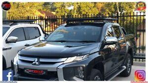 Aluminium Heavy Duty Flat Roof Tray for Mitsubishi Triton MQ, MR