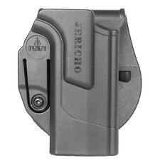 Orpaz Defense Roto Paddle Holster for Jericho 941 Baby Eagle (Polymer Frame)
