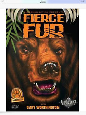 Fierce Fur How-To Airbrush Painting DVD Gary Worthington, Createx Wicked Colors