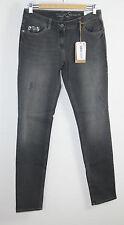 GERRY WEBER trendige Damen Jeans ROXANE grau NEU