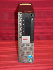 Dell OptiPlex 980 SFF Small Form Factor With Windows 7 License - Posts To Bios