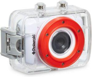 Polaroid XS7 Waterproof Hi-Def Sports Video Camera