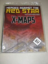 Heroes Against the Red Star: X-Maps (New)