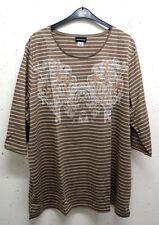 Markenlose individualisierte Damen-T-Shirts in Übergröße