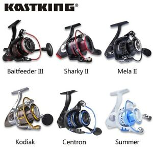 KastKing Spinning Reels All Model Freshwater/Saltwater Surf Carp Fishing Reel AU