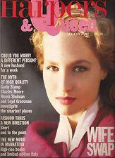 Harpers Bazaar & Queen August 1987