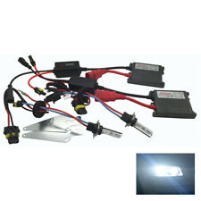 Dipped Headlight H7 Pro HID Kit 6000k Ice White 55W Fits Mercedes RTHK3618