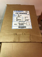 *NIB* AO Smith AC Motor FE1036SB 1/3HP REVERSIBLE TURN ABOUT OUTDOOR MOTOR
