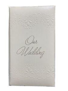 """Our Wedding"" VHS Tape Keepsake Box"