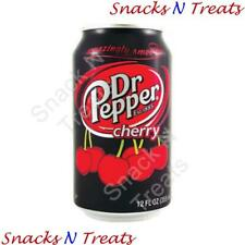 Dr Pepper Cherry Soft Drink USA 24 X 355ml Cans - Bulk Party Pack