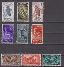 IFNI (ESPAGNE) - AÑO 1964 NUEVO COMPLETO MNH SPAIN - EDIFIL 200/08