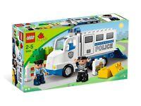 LEGO®  DUPLO 5680 Polizeitransporter - NEU / OVP