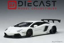 AUTOART 79105 LIBERTY WALK LB-WORKS LAMBORGHINI AVENTADOR (WHITE) 1:18TH