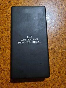 ADF Service Medal Genuine boxed