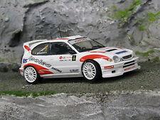 QSP Toyota Corolla WRC 1:24 #5 Kuipers / Mombearts LG Almere Rally 2007