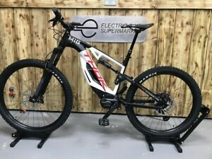 THOK MIG 2.0 E-MTB Full Suspension Electric Bike M & L - Free Delivery