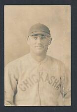 1920 CHICKASHA CHICKS Impressive Minor League Baseball Vintage Photo