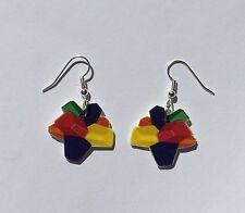Wonka Earrings Everlasting Gobstopper Charms