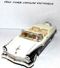Sunyside Die-Cast Car 1955 FORD CROWN VICTORIAN SS 8704-5 Scale 1:24