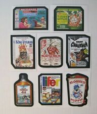 WACKY PACKAGES Old School Series 4 MASTER SET Tan, White, Ludlow  168 Cards