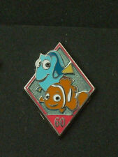 Disney Dlr 60th Anniversary Diamond Celebration Finding Nemo Pin! N3W!