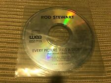ROD STEWART SPANISH CD SINGLE SPAIN 1 TRACK WEA 94 EVERY PICTURE TELLS A STORY