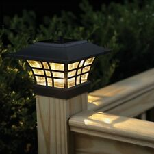 Garden Solar Light Waterproof Outdoor Landscape Courtyard Household Pillar Lamps