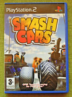 Smash Cars (Sony PlayStation 2, 2003, PAL, PS2, Game)